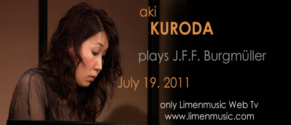 Aki Kuroda on Limenmusic Web Tv