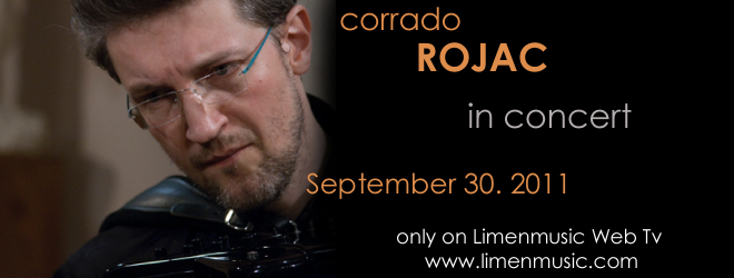 Corrado Rojac on LImenmusic